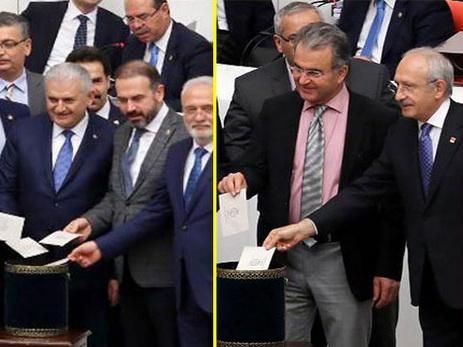 Турецкие народные избранники подрались, обсуждая реформу конституции