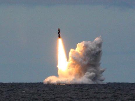 Английское руководство скрыло факт неудачного запуска ракеты Trident— Sunday Times