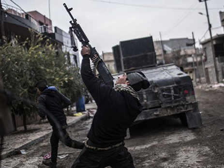 Иракские войска освободили восточную часть Мосула