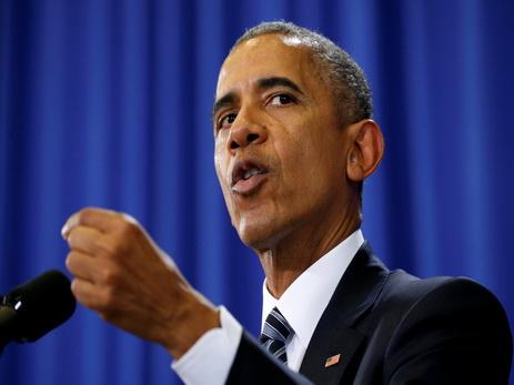 Обама может получить засвои мемуары около $20 млн