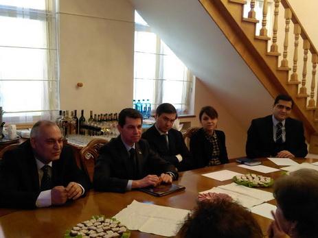 Азербайджано-украинская межправительственная комиссия повоенно-техническому сотрудничеству состоится встолице Азербайджана