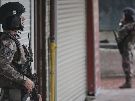 Турция арестовала ИГИЛ на760 человек