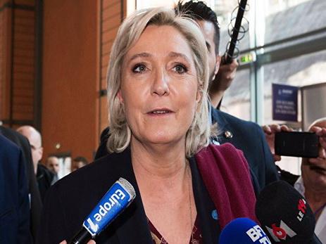 Марин ЛеПен сообщила онеобходимости для Франции выйти изНАТО