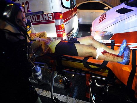 ВТурции задержали подозреваемого ворганизации новогоднего теракта вСтамбуле