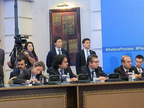 Рассматривается возможность прямых переговоров Дамаска иоппозиции— МИД Казахстана