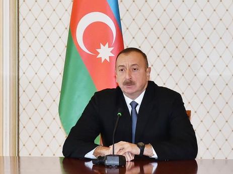 Ильхам Алиев: «Мехрибан Алиева – очень принципиальный и вместе с тем очень добрый человек» - ВИДЕО