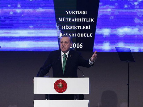 Песков: Переговоры Эрдогана сПутиным вРФ запланированы на9