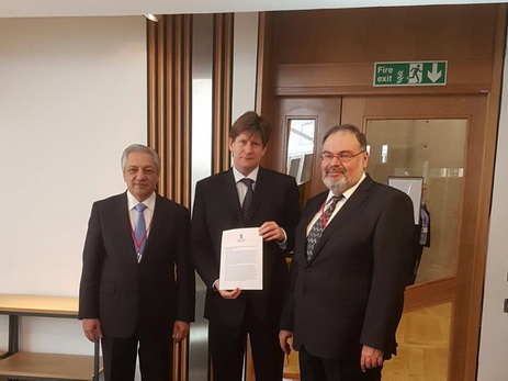 Парламент Шотландии признал Ходжалинский геноцид – ФОТО