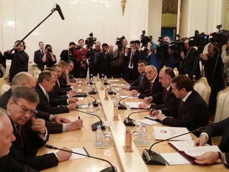 Лавров: Азербайджан— важный стратегический партнер РФ