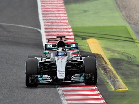Житель россии Квят стал девятым по результатам тестового дня «Формулы-1» вБарселоне