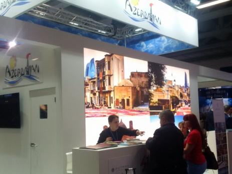 Азербайджан представлен на международной выставке  ITB Berlin 2017 - ФОТО