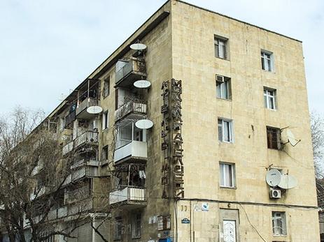 Начинается реконструкция 1-го микрорайона Баку