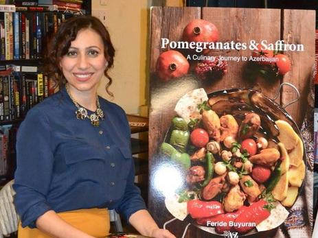 В Вашингтоне состоялась презентация книги об азербайджанской кулинарии – ВИДЕО