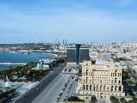 Погода в Баку остается стабильной