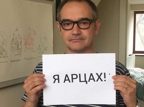 Антон Носик: Что потерял в оккупированном Нагорном Карабахе «dolboeb Всея Руси?»