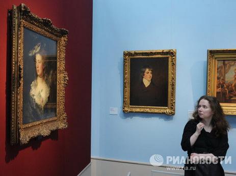 Встолице Англии обидчик разрезал картину Томаса Гейнсборо