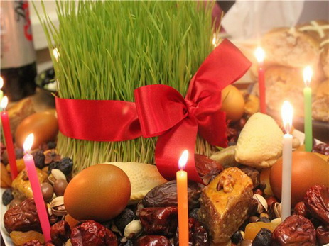Азербайджанский народ отмечает Новруз байрамы