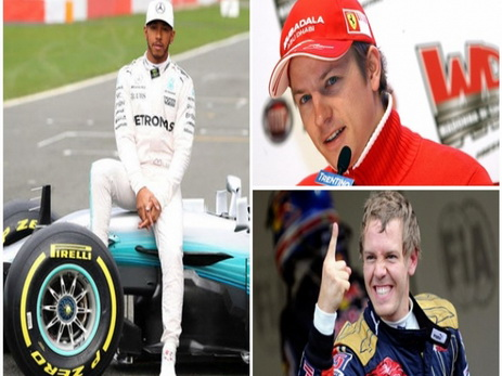 Букмекеры сделали свои прогнозы на предстоящий сезон Формулы 1