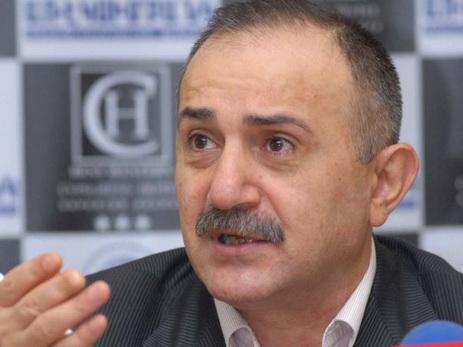 В Армении арестован бывший «министр обороны НКР»