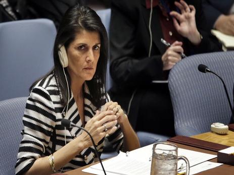 Мыбольше несфокусированы наотстранении Асада