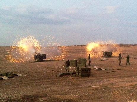 Армия Сирии начала наступление набоевиков вХаме