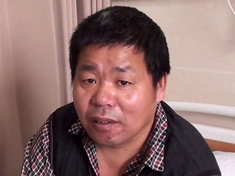 Хирургия по-китайски: мужчине спасли руку, пришив еекноге