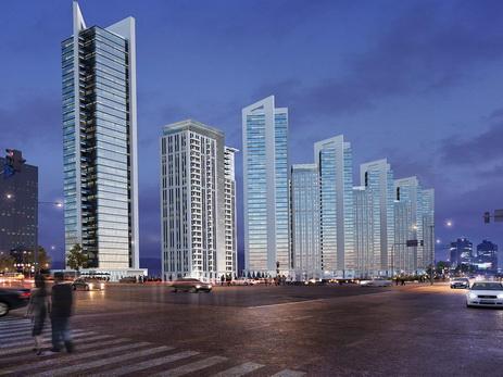Как будет выглядеть 1-й микрорайон, расположенный на въезде в Баку – ФОТО - ЭКСКЛЮЗИВ