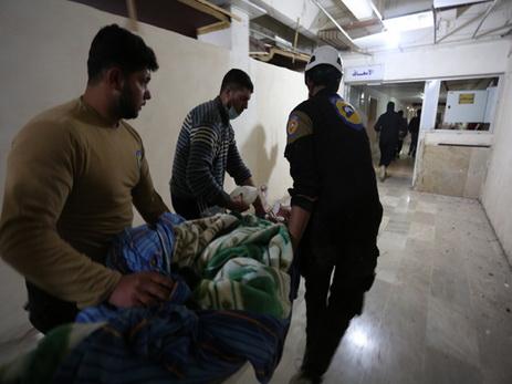 AP: Кремль знал оподготовке химической атаки вСирии