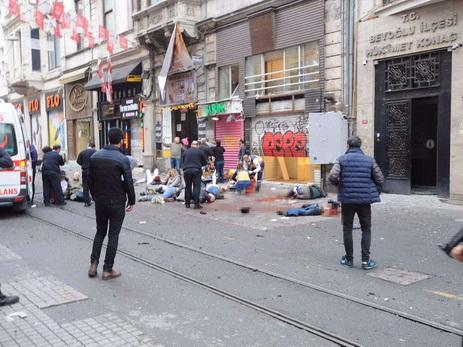 В Турции совершен очередной теракт: есть погибшие