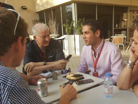 Ариф Рагимов: «Глава Формулы 1 позвонил и извинился за своего коллегу, раскритиковавшего Гран-при в Баку»