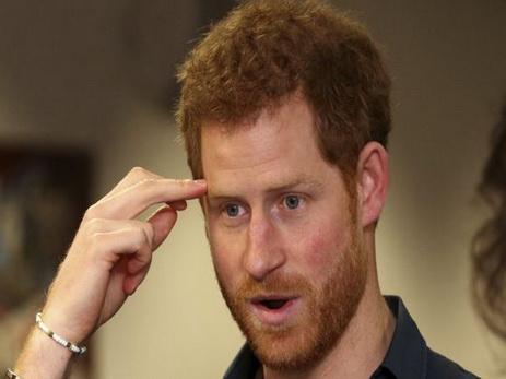 Принц Гарри сказал, как справился со гибелью матери