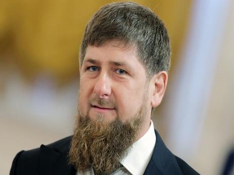 Путин напомнил Кадырову онападении начасть Росгвардии