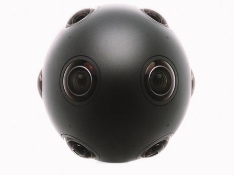 Facebook представила новые 360-градусные камеры 20.04.2017 01:53