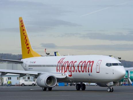 Турецкий лоукостер открывает рейсы в Ереван