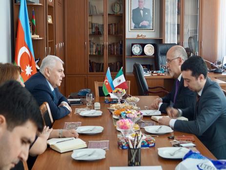Посол Мексики побывал в Шеки и настроен на развитие сотрудничества