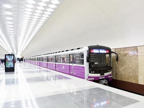 Названо время открытия новой станции метро в Баку - КАРТА