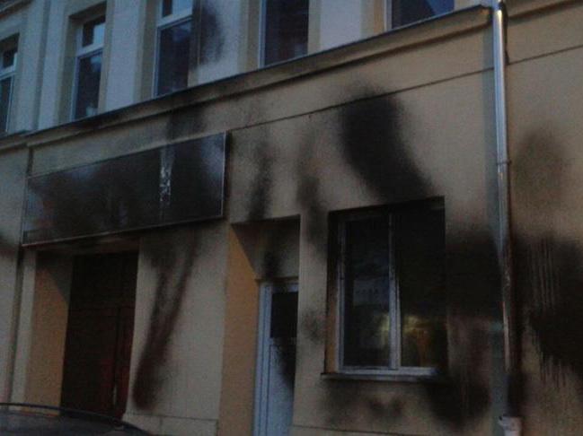 Неизвестные в Германии осквернили мечеть
