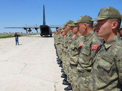 Азербайджан и Турция проведут совместные тактические учения – ФОТО – ВИДЕО