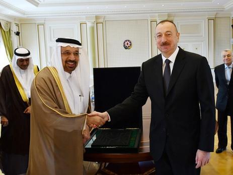 Министр энергетики Саудовской Аравии посетит свизитом Азербайджан