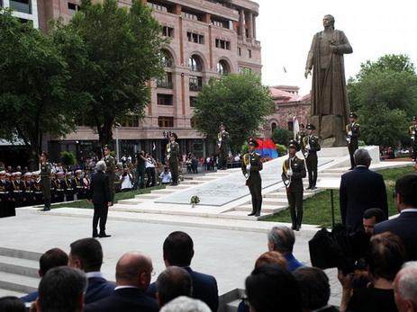 «Наследие» нациста Гарегина Нжде преподается в Армении детям в школе - The Jerusalem Post