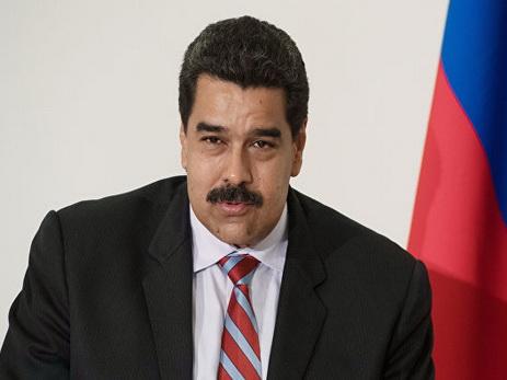 Граждан Венесуэлы призвали восстать против президента Мадуро