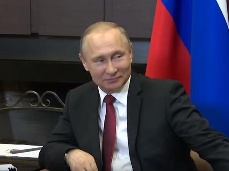 Началась встреча Эрдогана и Владимира Путина вСочи