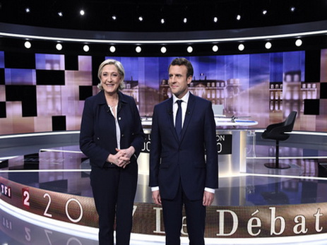 Французские СМИ обвинили ЛеПен вплагиате
