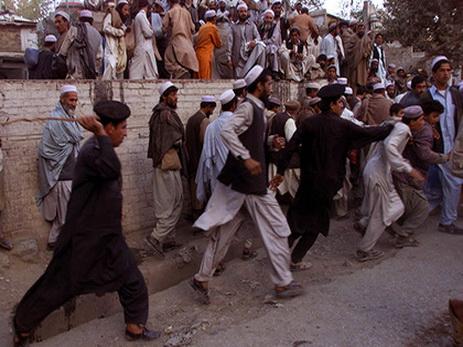 ВПакистане при обстреле состороны Афганистана умер человек