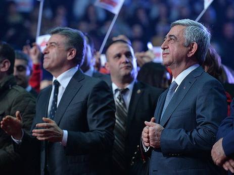 Азербайджанские яблоки как показатель внутриполитического кризиса в Армении