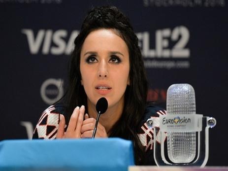 Эстрадная певица Джамала призвала украинцев непозволить россиянам сорвать «Евровидение»