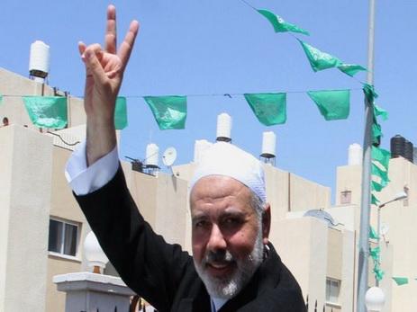Лидером ХАМАСа стал Исмаил Хания