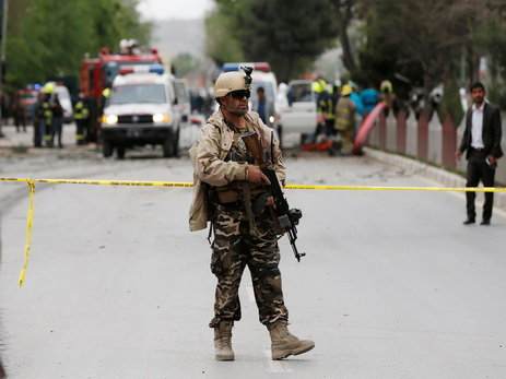 КомандованиеВС США подтвердило ликвидацию лидераИГ вАфганистане