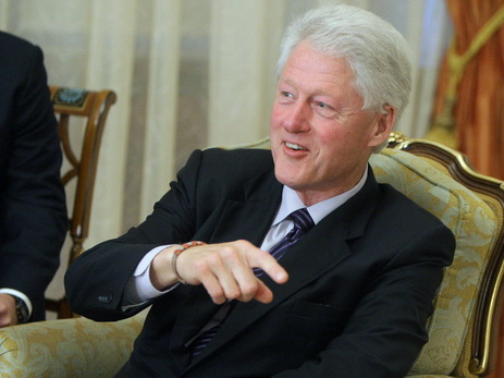Билл Клинтон напишет триллер опрезиденте США