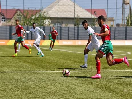 """""""Bakı-2017"""" IV İslam Həmrəyliyi Oyunlarının futbol yarışlarına start verilib"""
